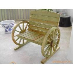 山东济南防腐木材厂制做小品家具户外休闲家具