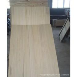 桐木拼板 家具板 实木家具 木材 木材批发