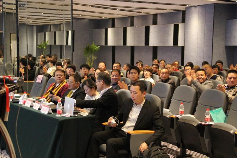 喜德瑞BAXI携手跨越2015 陕西经销商会议成功召开