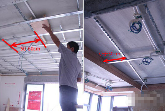 浴霸风扇安装接线图解